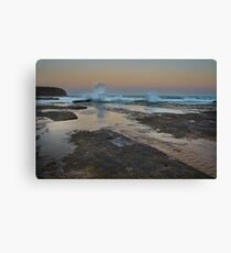 Turimetta New Years Eve Canvas Print