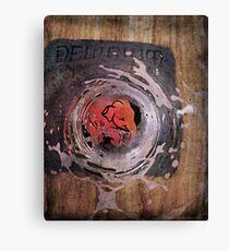 Delirium Canvas Print