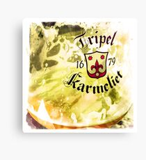 Tripel Karmeliet Canvas Print