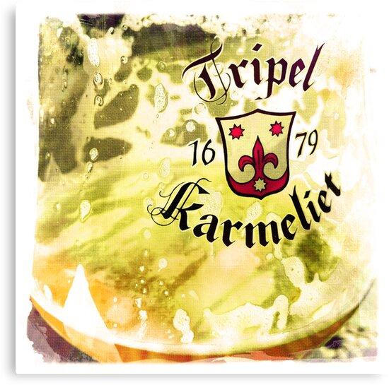 Tripel Karmeliet by Jeff Clark