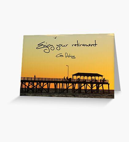 Go Fishing Greeting Card
