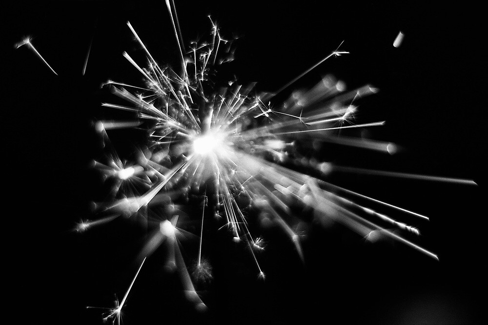 Sparklers Explosion by James2001