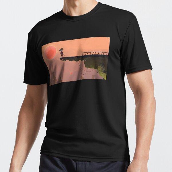 Catra en la zona de susto Camiseta deportiva