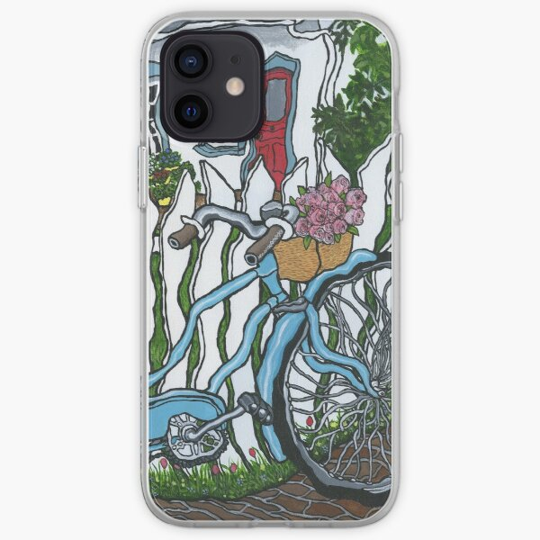 Thornhill Bicycle iPhone Soft Case