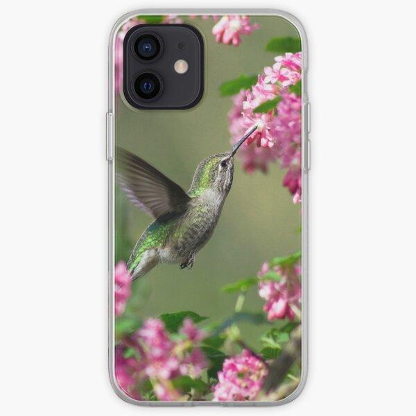 Hummingbird iPhone Soft Case