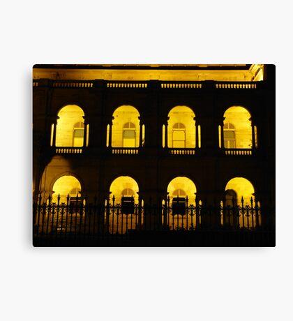16 arches Canvas Print