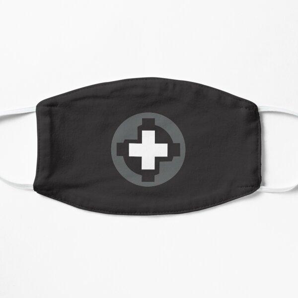 PÄK Emblem BLK Flat Mask