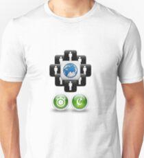 Open Science Main Design Unisex T-Shirt