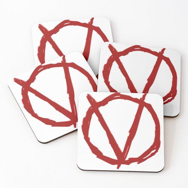 C O V Coasters (Set of 4)