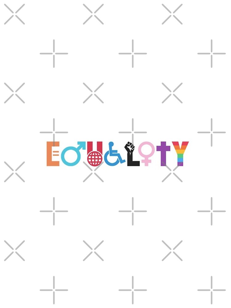 Equality by kcgfx