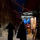 Christmass 2012 - The old city of  Jerusalem by MichaelBr