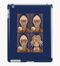 Ood One Out - Dalek iPad Case/Skin