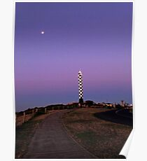 Bunbury Lighthouse - Western Australia  Poster