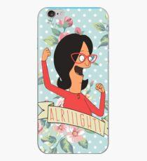Alright! Linda Bletcher iPhone Case