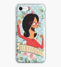 Alright! Linda Bletcher iPhone Case/Skin