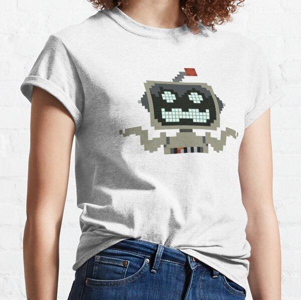 Grumbot (Full Shrug) Classic T-Shirt
