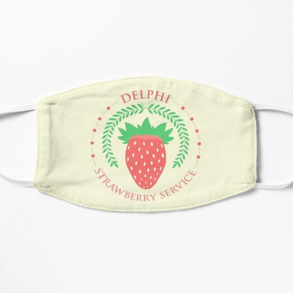 Camp Half Blood Delphi Strawberry Service (color) Mask