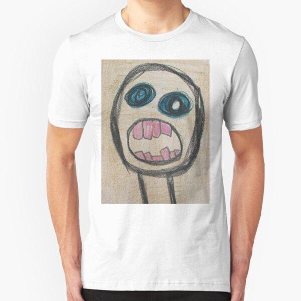 Scream #2 Slim Fit T-Shirt