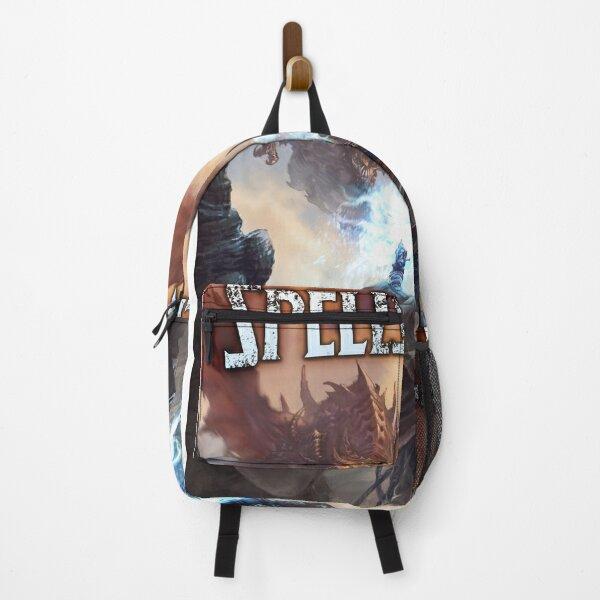 Spellslinger - Wild Weird West Design Backpack