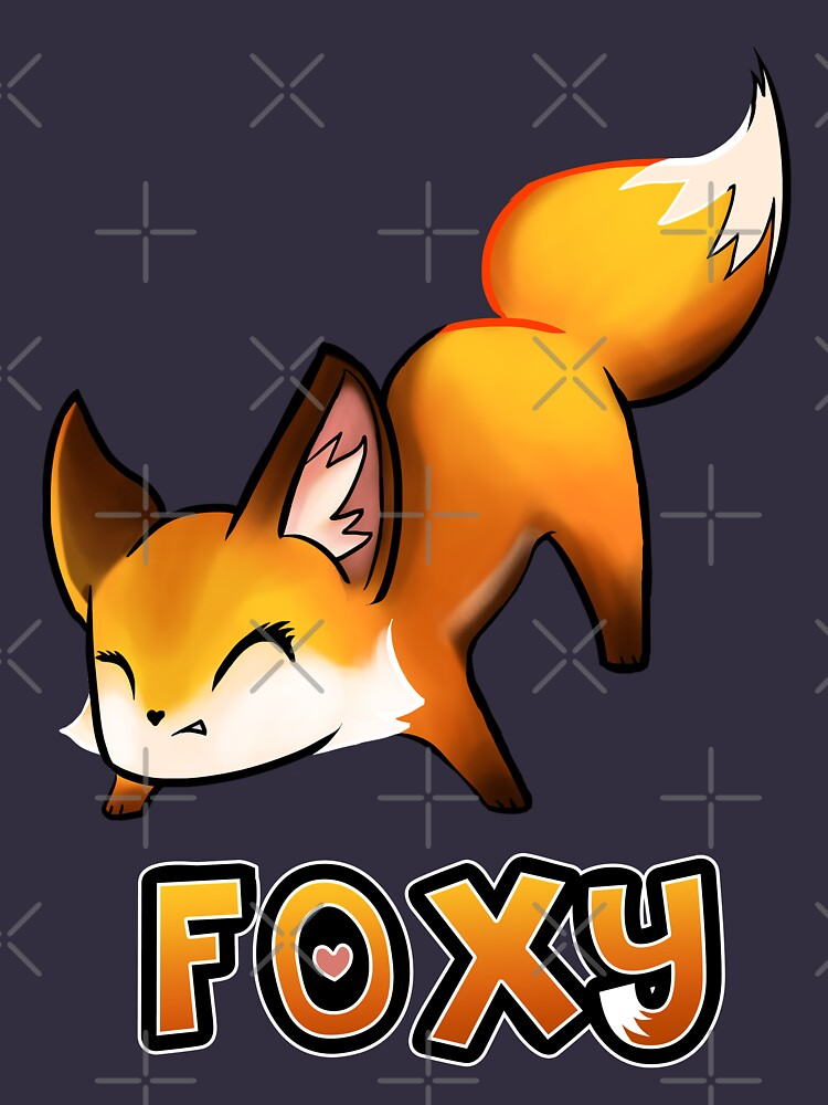 Foxy Fox by schwiftyNinja