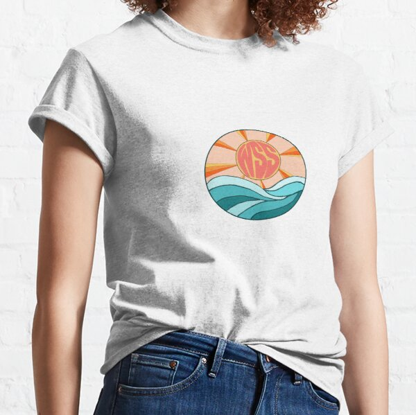 Sun and Surf with WSS Classic T-Shirt