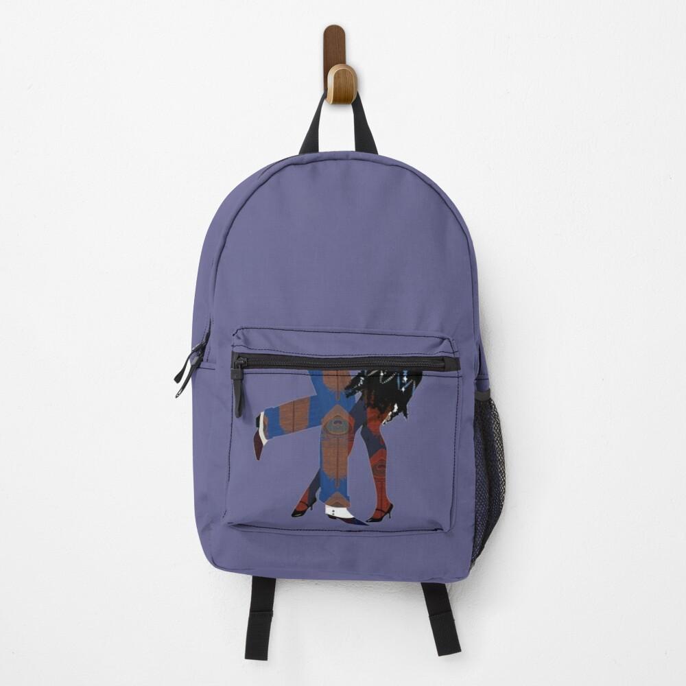 Art Deco Dancers Backpack