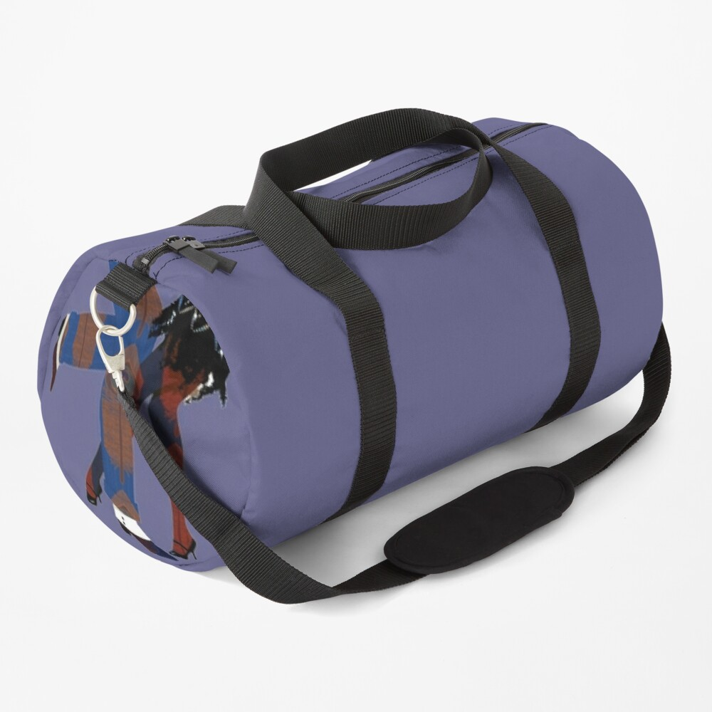 Art Deco Dancers Duffle Bag