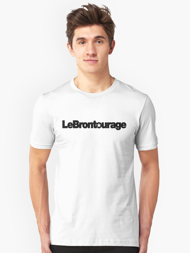LeBrontourage│Black by JoeIbraham