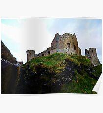 Dunluce Castle 2012/13 Poster
