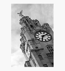 The Liver Building, Liverpool Photographic Print