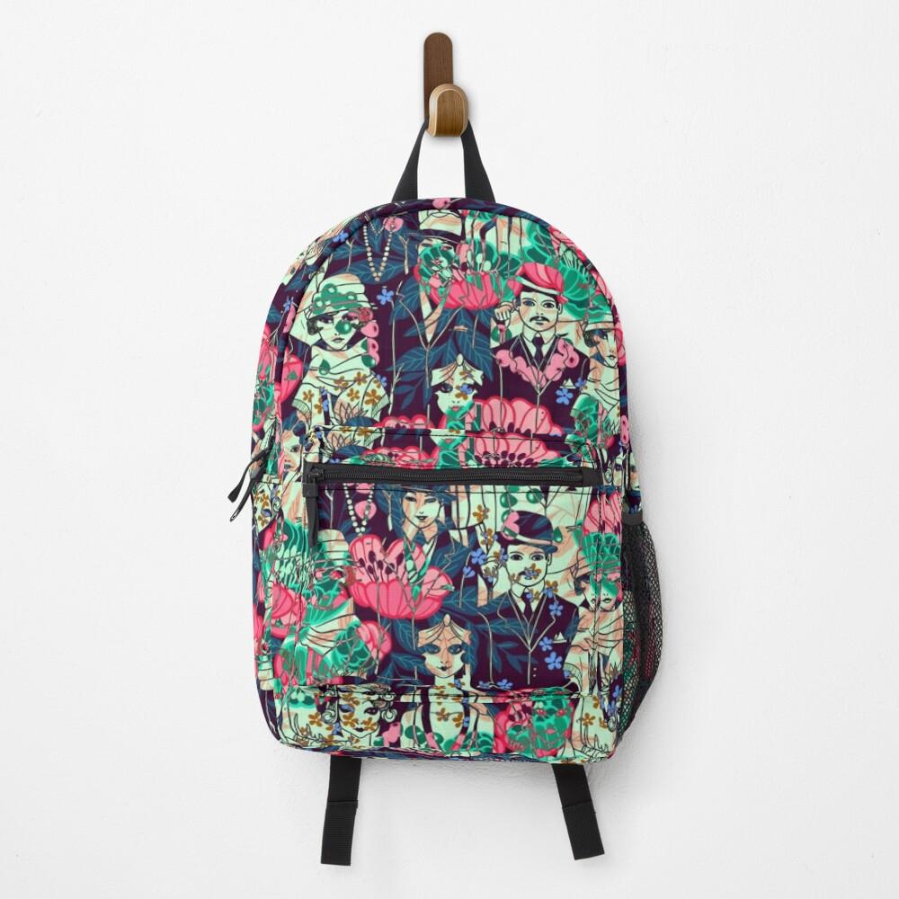 An Ode to Biba Backpack