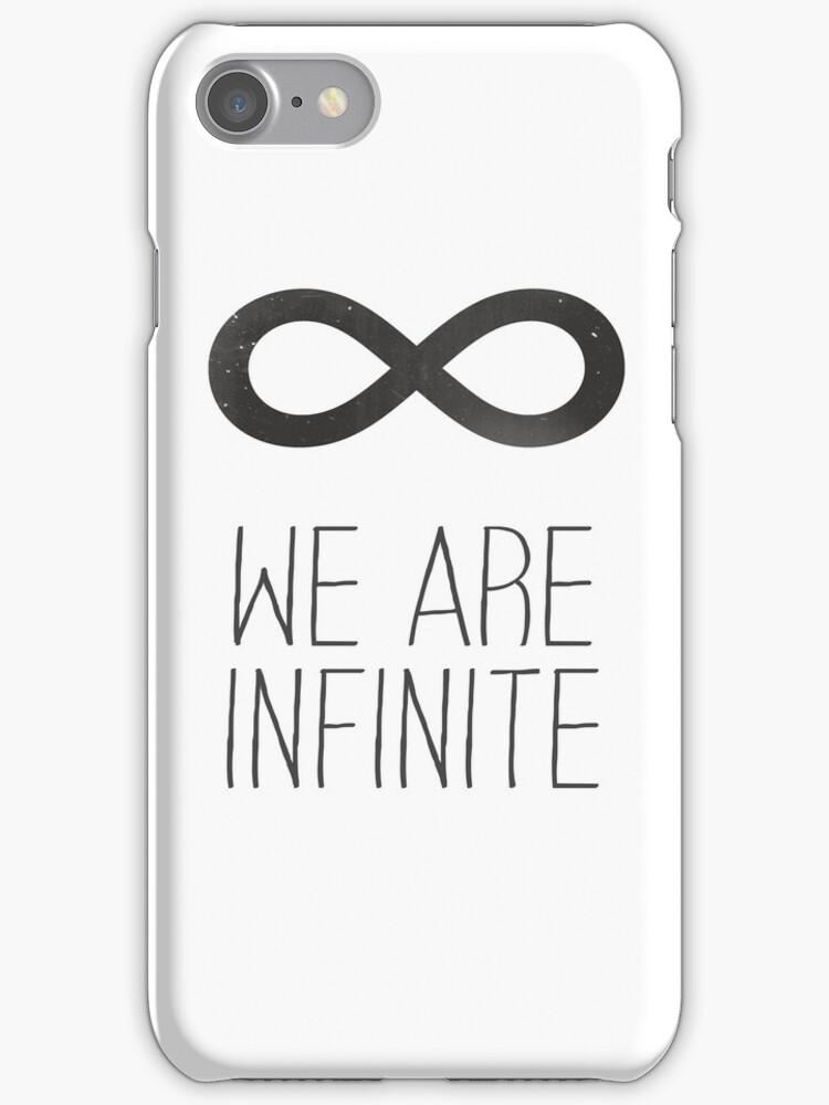 We Are Infinite by spellbending