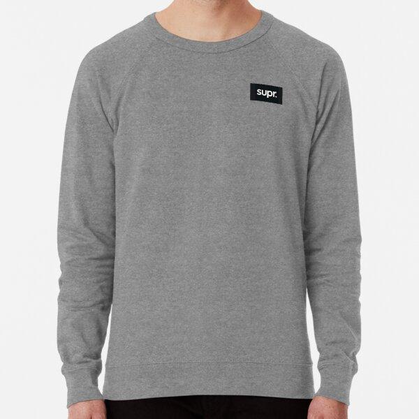 Supr. Lightweight Sweatshirt