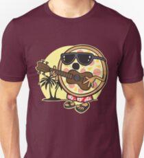 Hawaiian Pizza Slim Fit T-Shirt