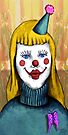 Cupcakes the clown by Troy Brown