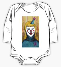 Cupcakes the clown One Piece - Long Sleeve