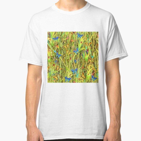 Qualias Butterflies Classic T-Shirt