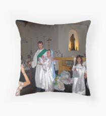 25 - 12 - 2012 Throw Pillow