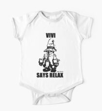 Vivi Says Relax - Transparent Kids Clothes