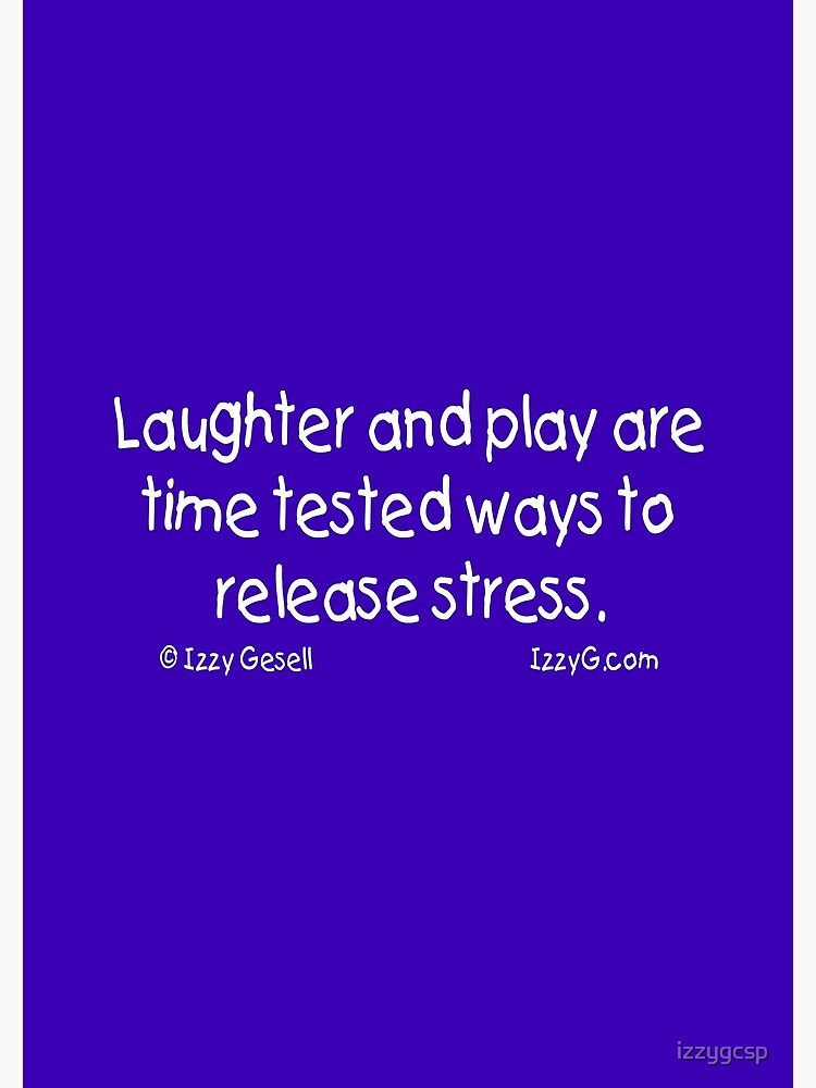 Laughter and Play by izzygcsp