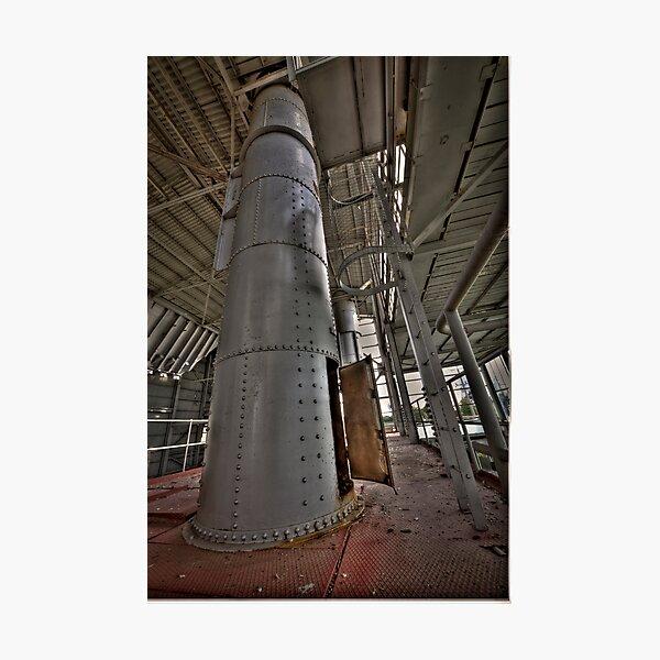 Port Melbourne Industrial  Photographic Print