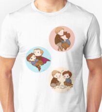 Cherik chibis T-Shirt