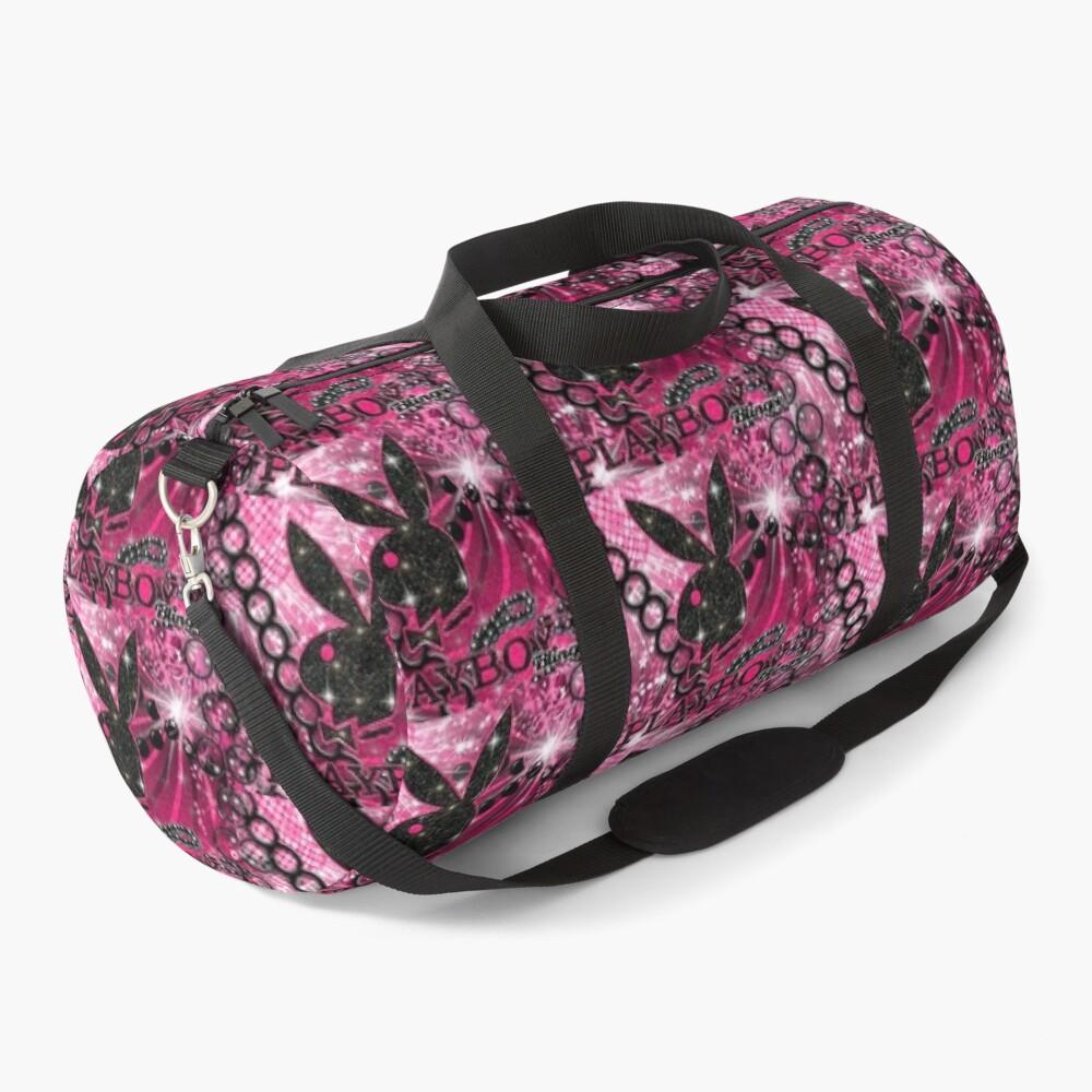 y2k pink bunny  Duffle Bag