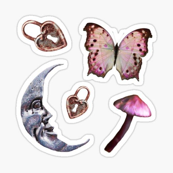 fairycore garden pack Sticker