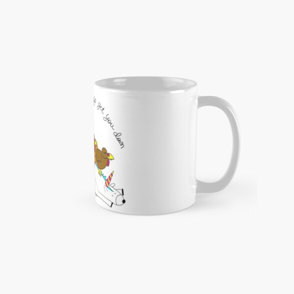 Don't Let the Turkeys Get You Down Classic Mug