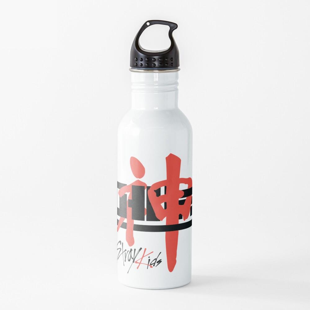 "Kpop Stray Kids God's Menu THE 1ST ALBUM ""GO LIVE""  Water Bottle"