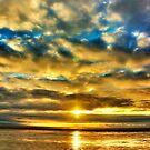 The Sunset by Mark Bateman