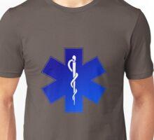 Ambulance Blue Star of Life Unisex T-Shirt
