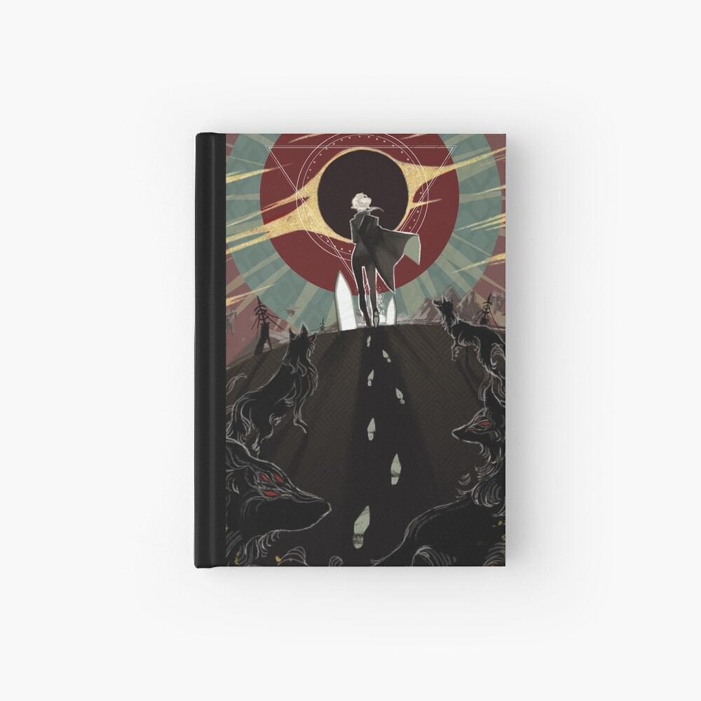 The Hunt Hardcover Journal