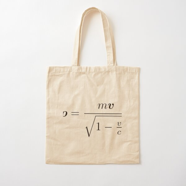 Momentum Cotton Tote Bag